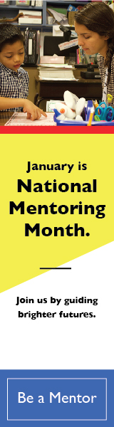 National Mentoring Month - Be A Mentor