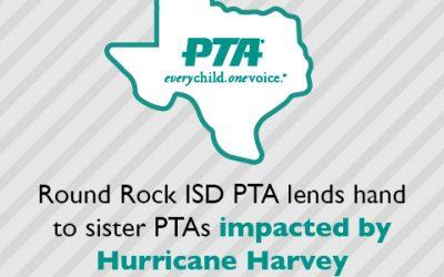 Round Rock PTAs lend a hand to sister PTA