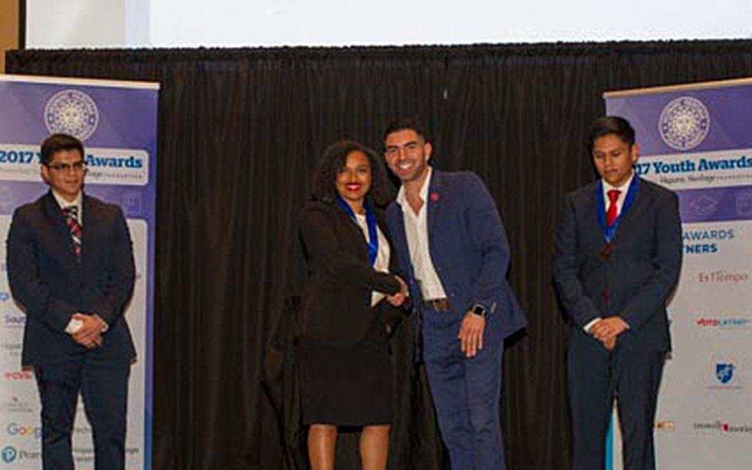 Stony Point senior earns Hispanic Heritage Youth Award