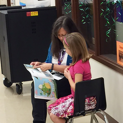 Partner Spotlight: Education Connection Literacy Partners