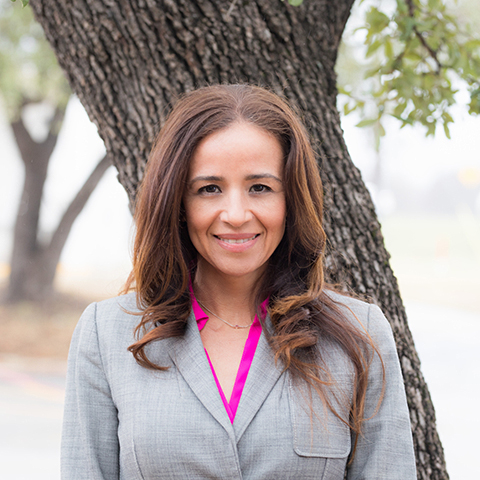 Veronica Coss named new Early College High School Principal