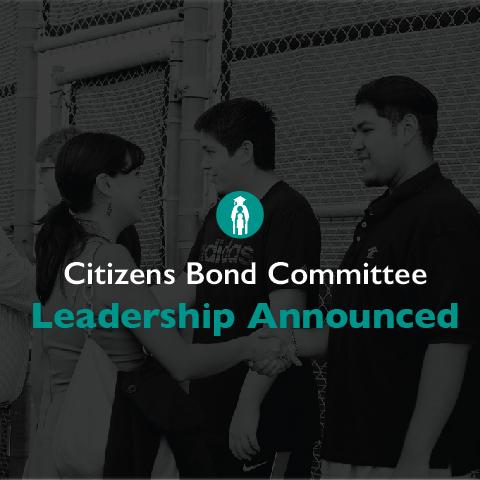 Round Rock ISD Announces Citizens Bond Committee Leadership