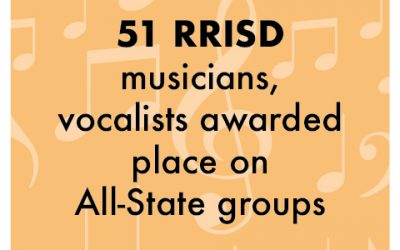 51 RRISD musicians, vocalists awarded place on All-State groups
