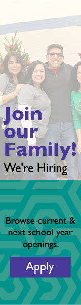 Join our family! We are hiring. Search Opportunities
