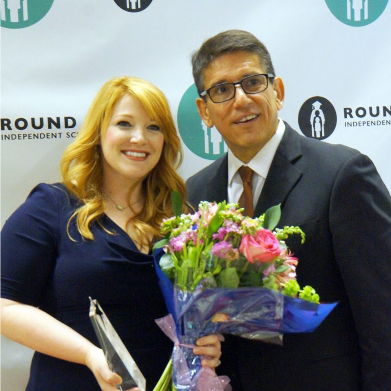 Round Rock ISD names Round Rock HS teacher Randi Chaverria 2019 Secondary Teacher of the Year