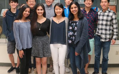 Westwood High School 2018 Top 10
