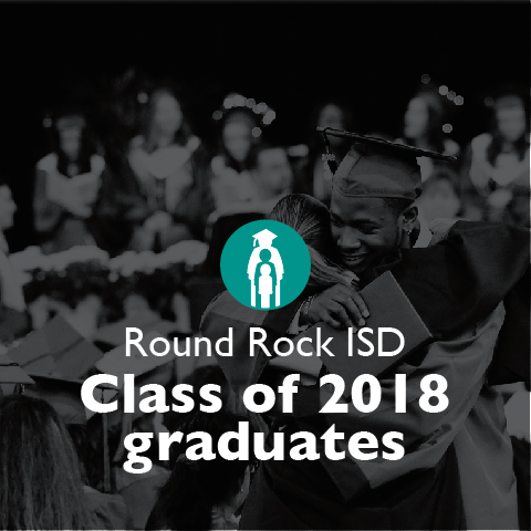 Round Rock ISD Class of 2018 graduates