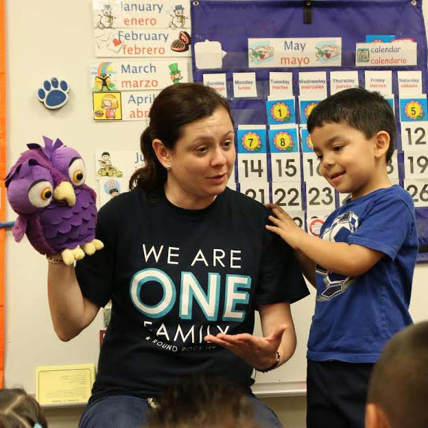 Round Rock ISD announces full-day Pre-K at 13 campuses