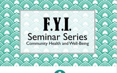 Counseling Services Announces Community Health and Well-Being Seminars
