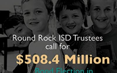 Board calls for $508.4 million Bond Election in November 2018