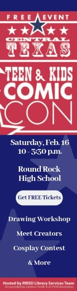 Teen & Kids Comic Con - Saturday, February 16, 2019