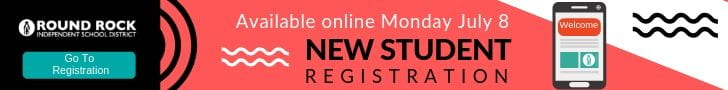 Available online Monday, July 8. New student registration. Go To Registration.