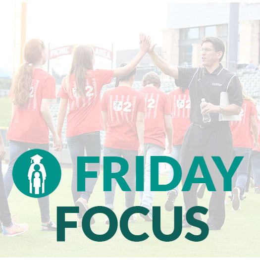 Friday Focus – 9-13-2019