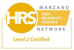Marzano High Reliability Schools Network, Level 2 logo
