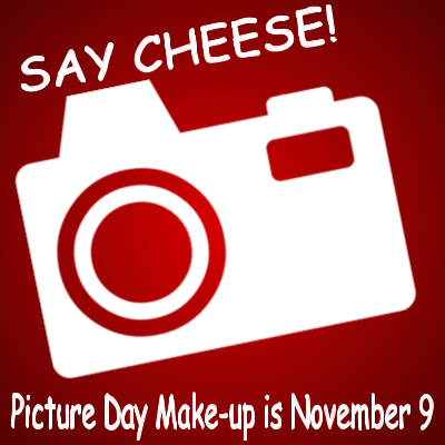 Picture day is October 20