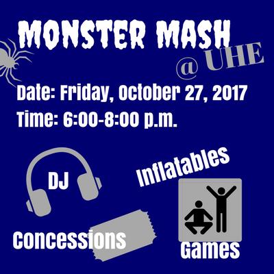 monster mash October 27