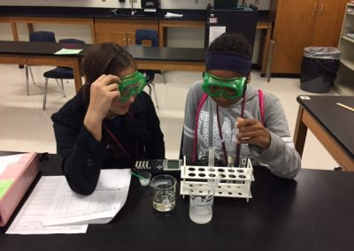 Working with chemical reactions