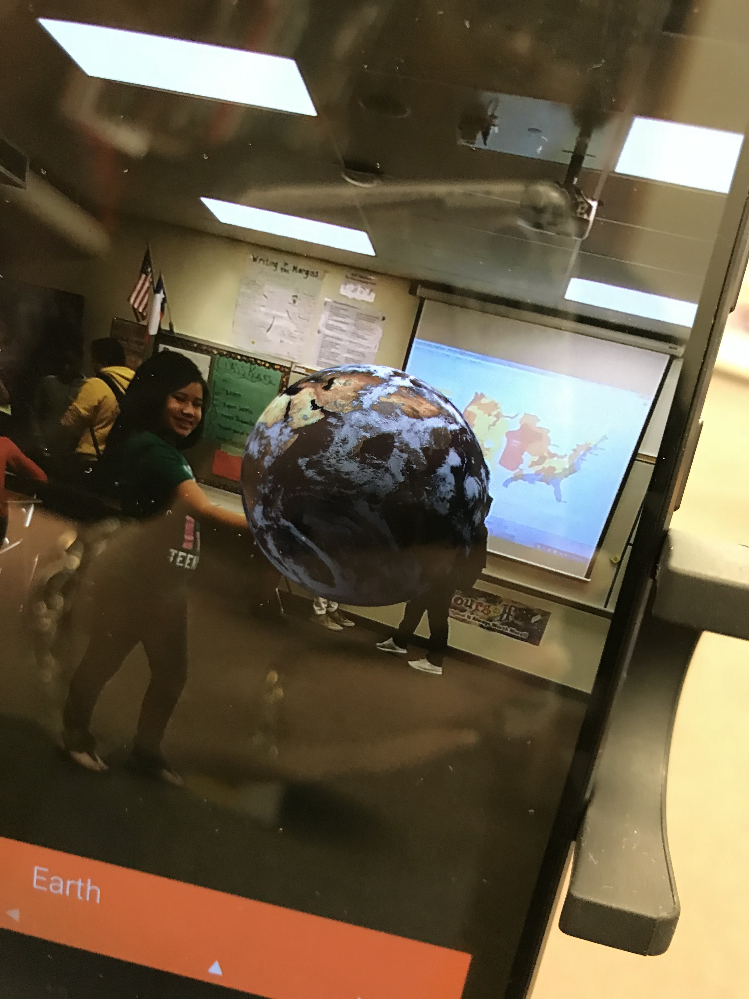 Google AR Expedition
