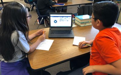 Collaborate and Communicate in 6th Grade Language Arts