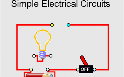 Illustrate Electric Circuits with Scratch