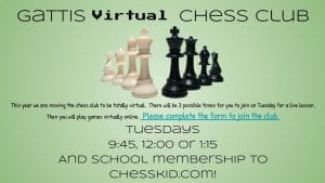 virtual chess club