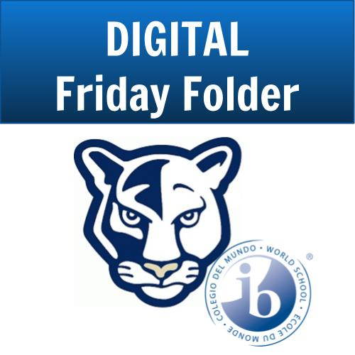 Digital Friday Folder