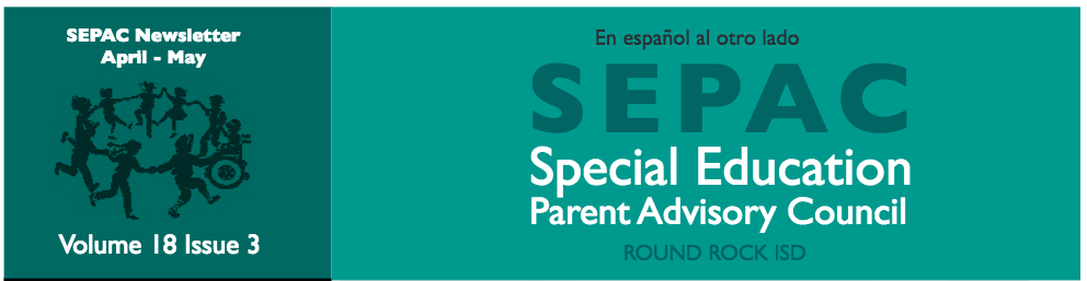 SEPAC newletter masthead