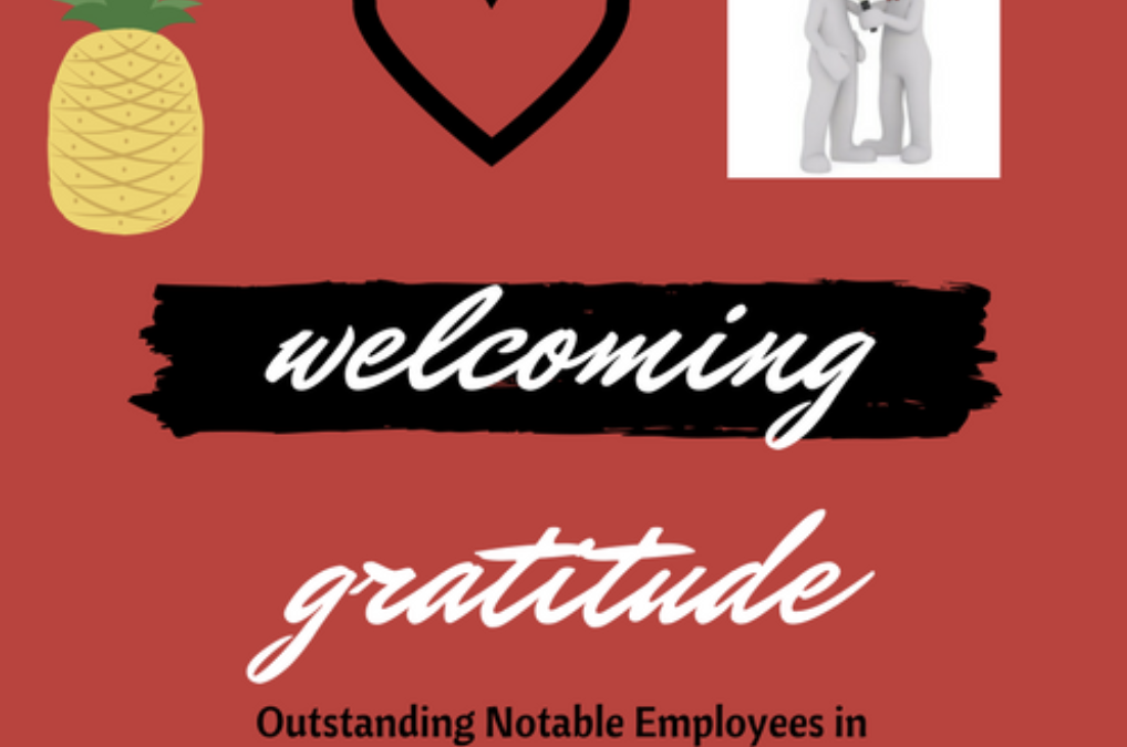Welcoming Gratitude in Round Rock ISD – #gratitudeatwork Challenge Entry