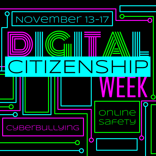 ROUND ROCK ISD DIGITAL CITIZENSHIP WEEK: November 13-17, 2017