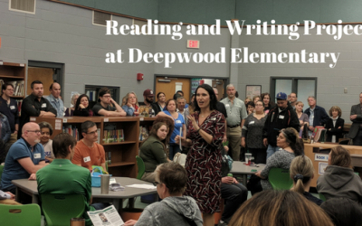 The Reading and Writing Project Year One at Deepwood Elementary