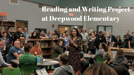 Reading and Writing Project at Deep Wood Elementary