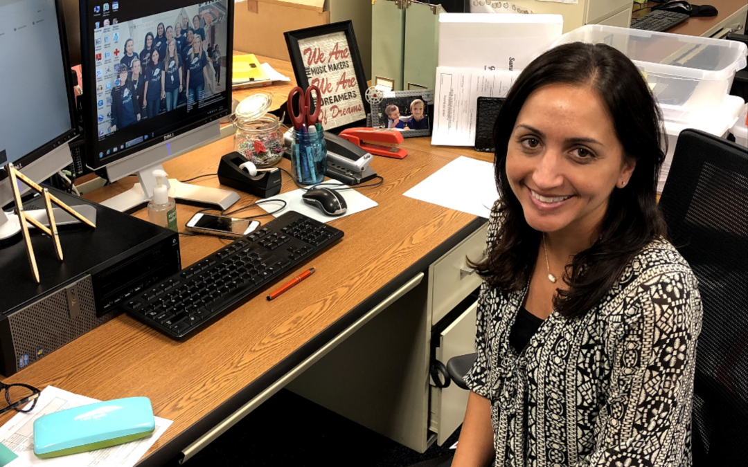Tackling Math Anxiety with Gina Picha