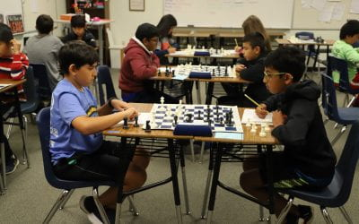 Checkmate! District Fall Chess Tournament a Success!