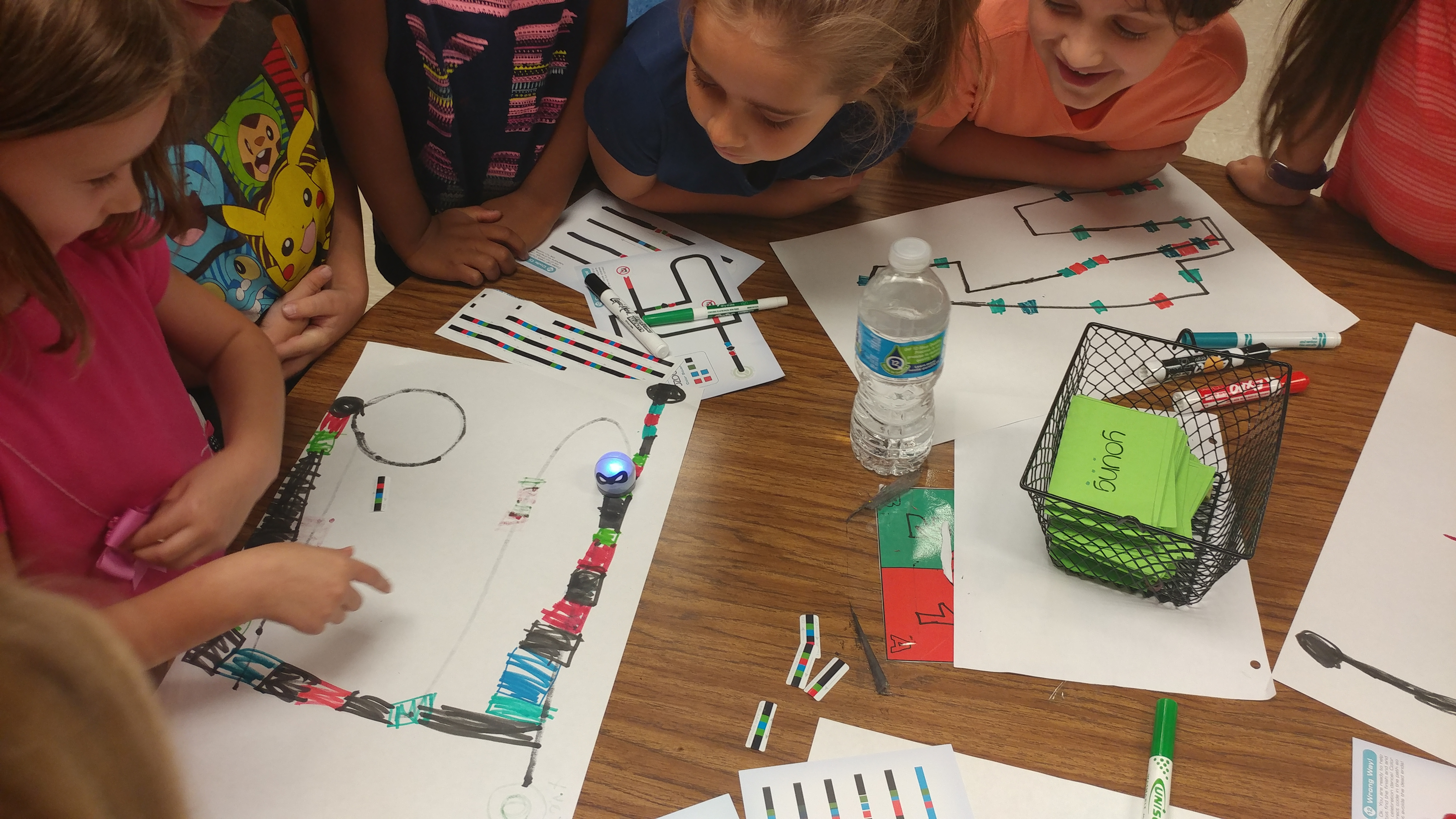 Ozobots in October