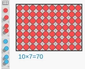 Number Frames Online