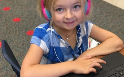 BookFlix and Fluency