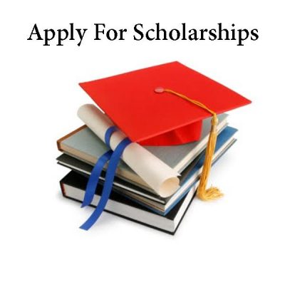 Apply For Scholarship Image Link