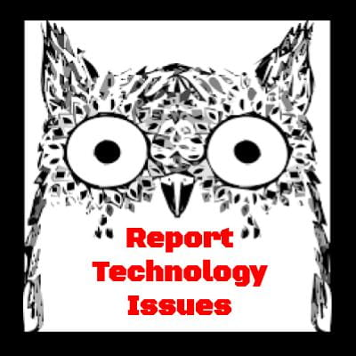 report technology issues