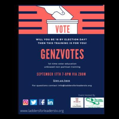 GenZVotes link