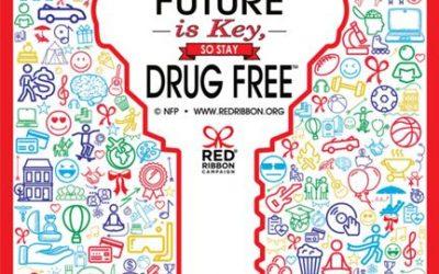 Red Ribbon Week: Oct. 23-27