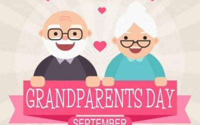 Grandparents' Day Sept. 7