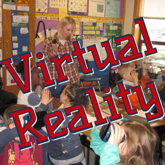 Virtual Reality Comes to CHE!