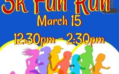 CHE's 3rd Annual Fun Run