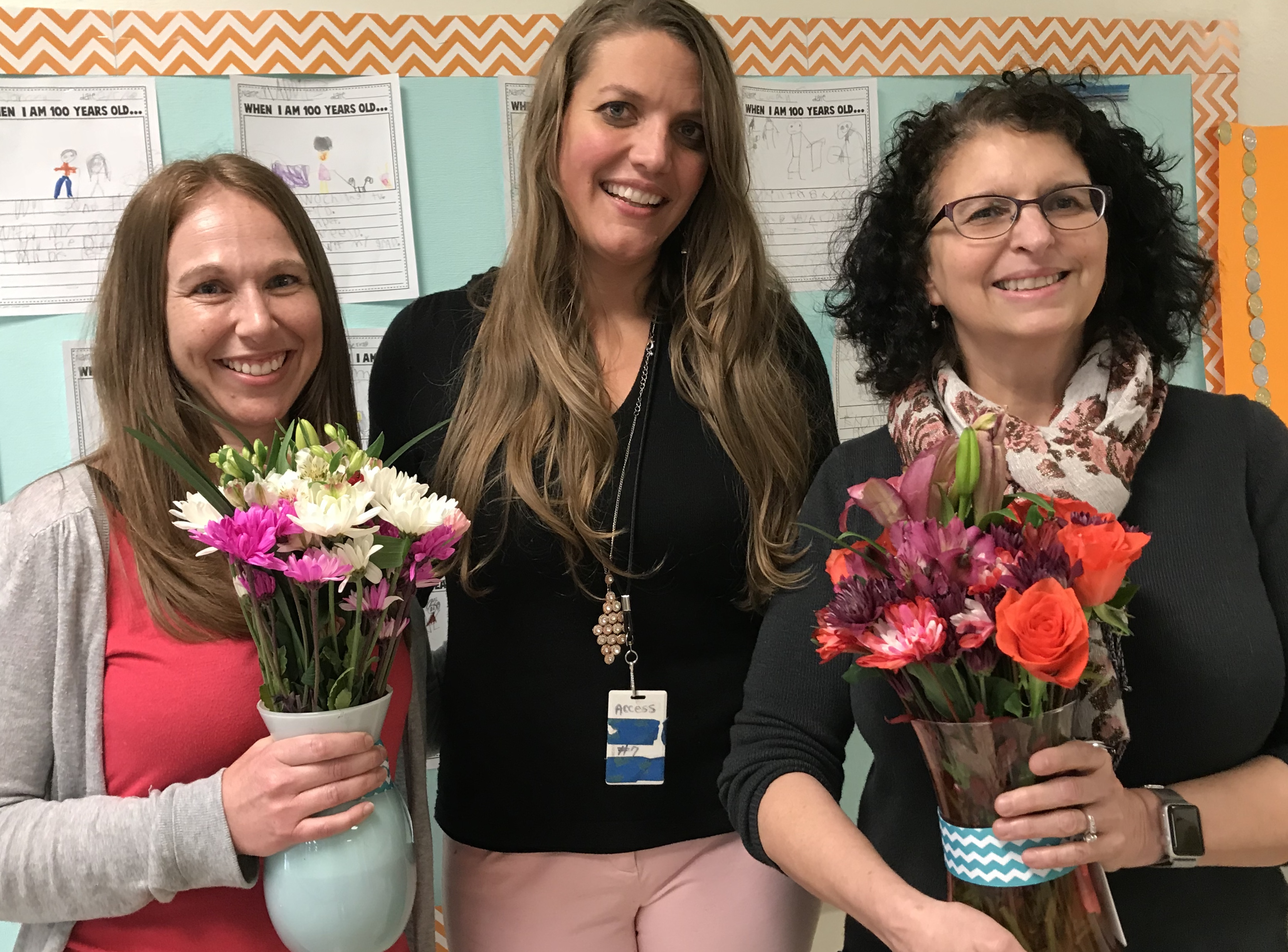 Congratulations to the 2019 Teacher and Para of the Year