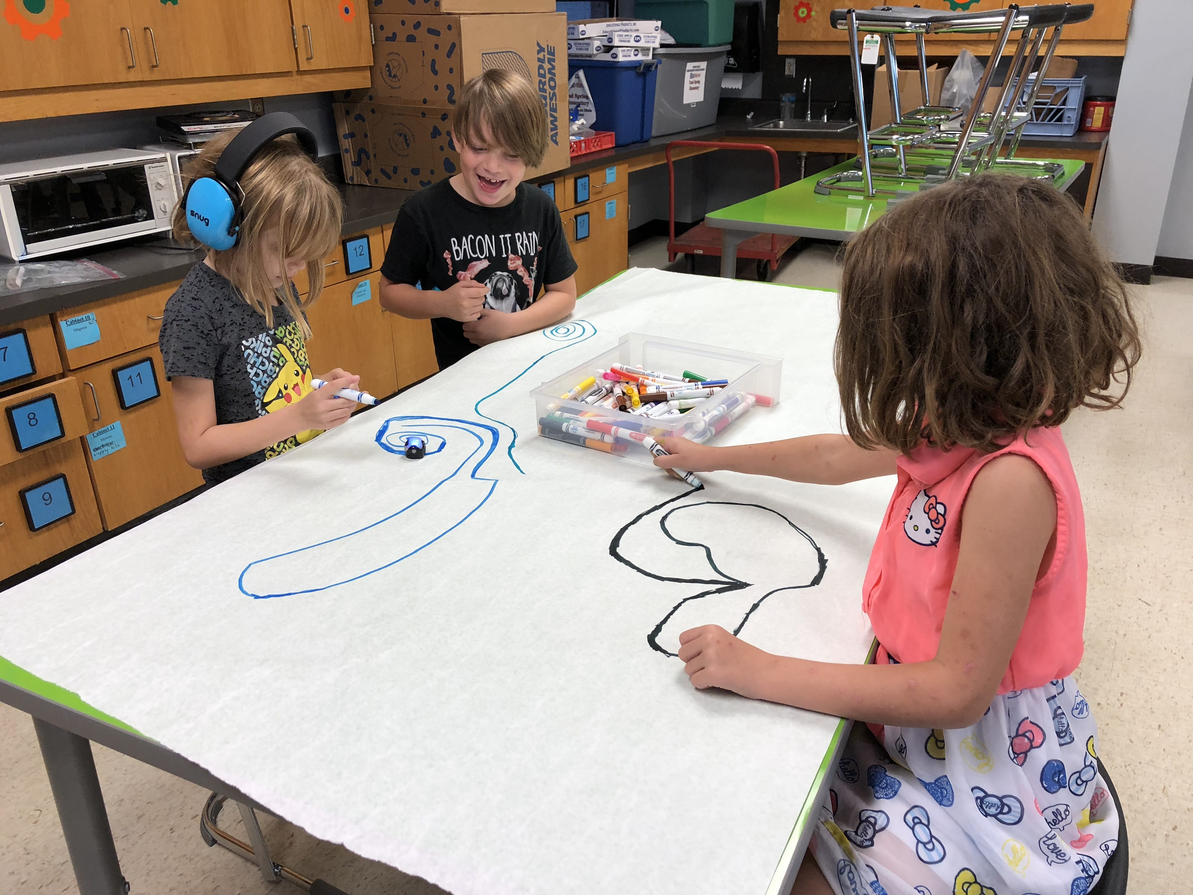 Ozobot Science