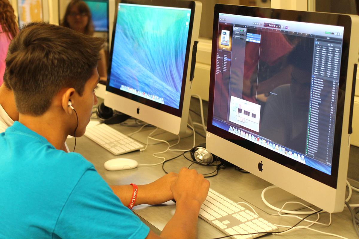 CRHS Computer Lab