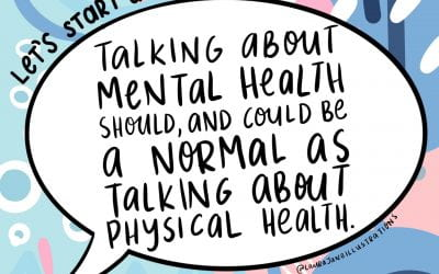 Mental Health Month is Almost Over… but Our Work is Just Starting