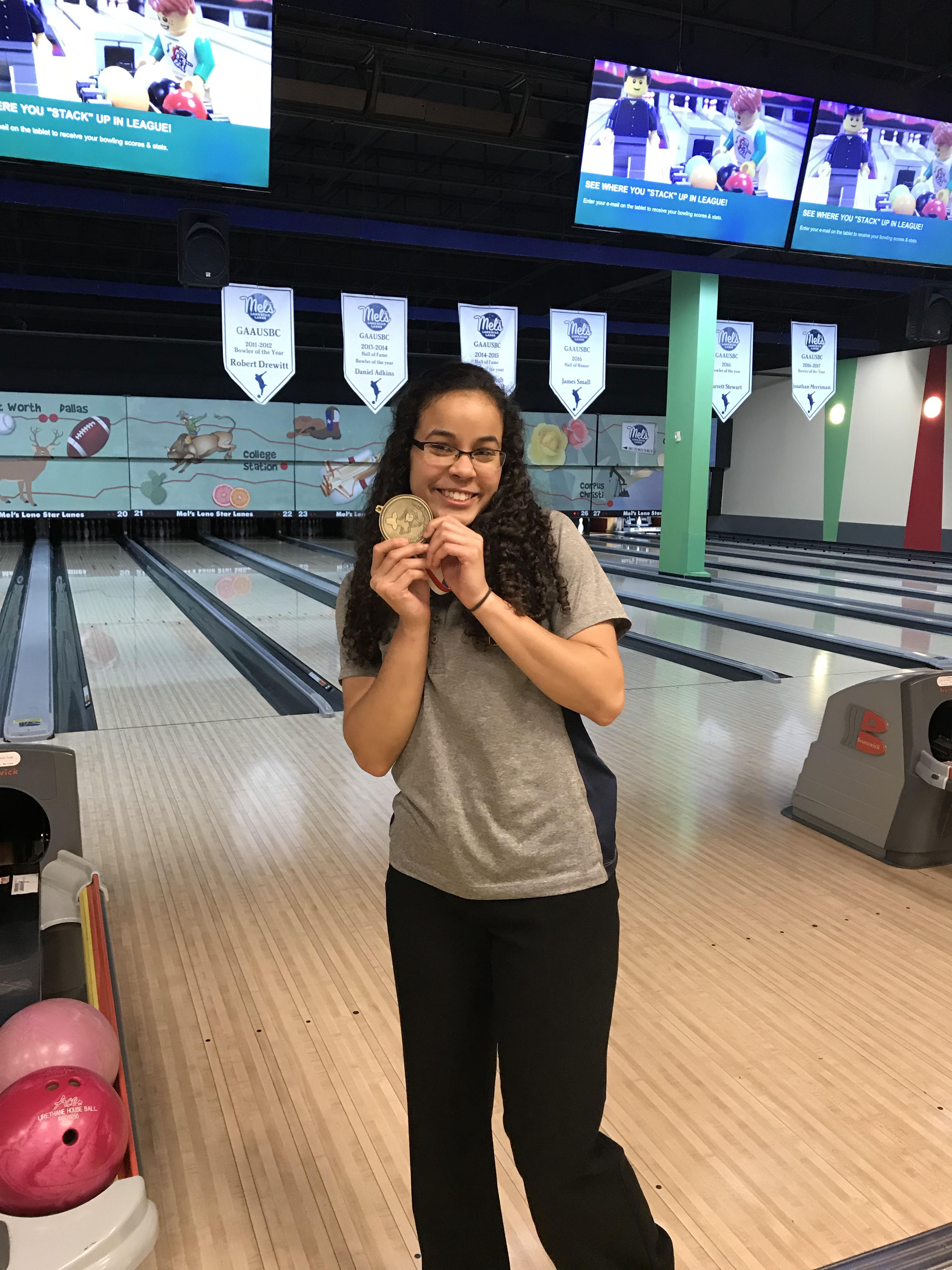 Stony Point Bowler Headed to State Championships