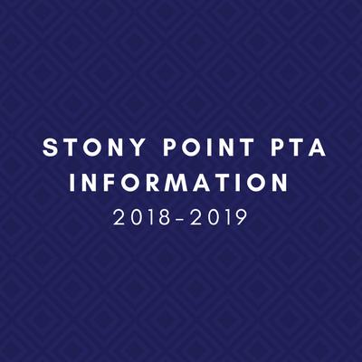 2018-2019  PTA Information