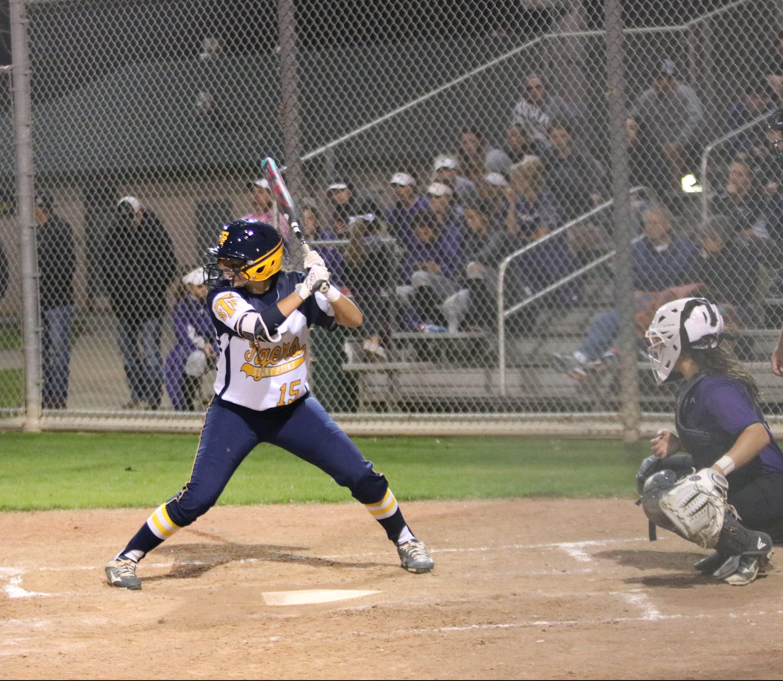 Stony Point Softball Advances To Area Stony Point High School